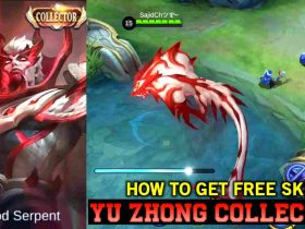 Yu Zhong Collector Skin Script No Password